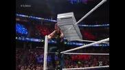 Dean Ambrose vs Bray Wyatt ( Tlc Match ) - Wwe Tlc 2014