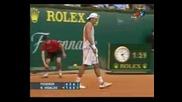 Federer Vs Ramirez - Monte Carlo 2008