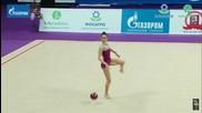 Невяна Владинова - топка - Гран При Москва 2016