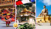 Бутан - кралството, където щастието е основно право на хората