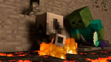 Minecraft Animations