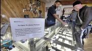 Washington Legal Pot Sales Haul $70M in Taxes