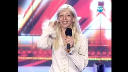 Ужасно Изпълнение И Още Нещо - X - Factor България! 12.09.2011