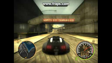 Скок С Bugatti Veyron Nfs Mw