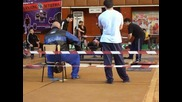 Иван Тахчиев - 195 кг. от лег