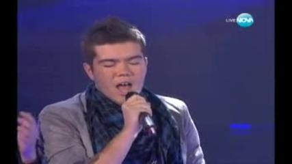 X Factor Bulgaria - елиминации Voice Of Boys 09.11.2011