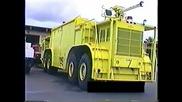 Ошкош пожарен камион