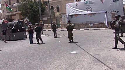 State of Palestine: Israeli forces halt protest marking Nakba Day in Bethlehem