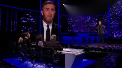 James Arthur sings No Doubt_s Don_t Speak - Live Week 5