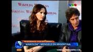 Наталия Орейро - интервю(02.09.2013)