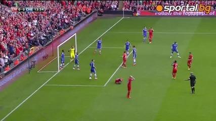 Ливърпул - Челси 0-2 (27.04.2014)
