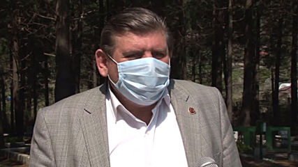 Turkey: Locals concerned about cemetery for coronavirus victims near Istanbul