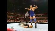 Spike Dudley vs. D - Lo Brown - Wwe Heat 10.11.2002
