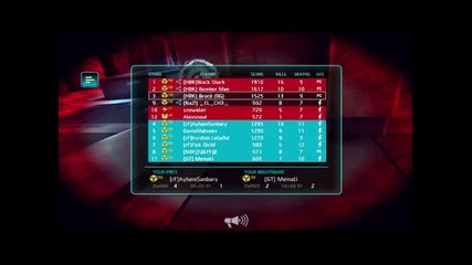 Shadowgun Deadzone: Hbk vs rf
