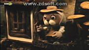 Зайчето Пепи - куклена анимация Tv Rip Бнт 2 14.01.2019