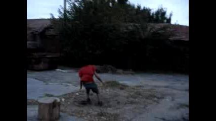Фронт Флип (предно Салто)