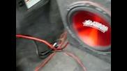 3 1000 watt Dvc Volfenhag Subs and 4000 watt Lanzar Competition Amp