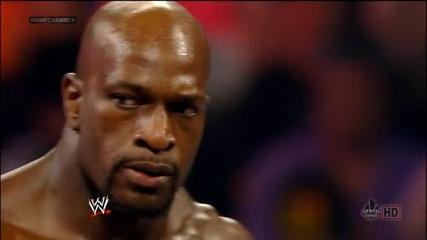 Дарън йънг срещу Тайтъс о'нийл / Elimination chamber 2014