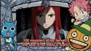 Fairy Tail 167 preview Bg subs