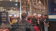 David Bisbal en los Latin Billboards , Colombia y Mexico
