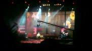 Любэ - Главное, что... (юбилеен концерт в София 09.11.2009)