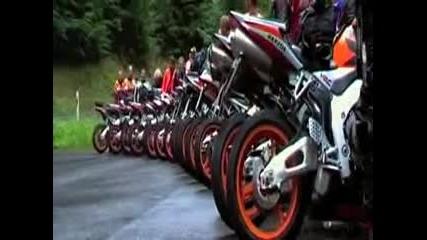 Honda`s Cbr Repsol Exhaust 2009