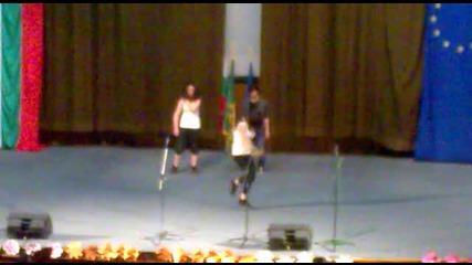 Яко dance в 23-то Соу [ Part 1 ] (27.04.2011)