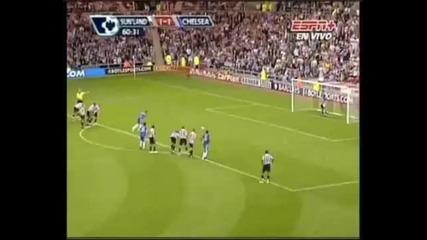 Super Frank Lampard - All Goals and Skills 2009 10 - Hd