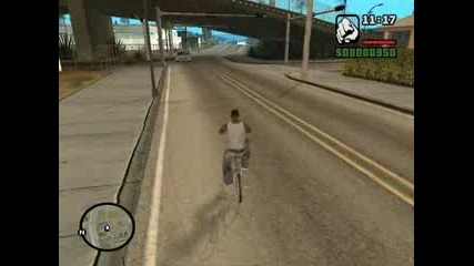 Gta San Andreas Dm * 1 епизод *