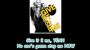 Madonna - Give It 2 Me (Караоке)