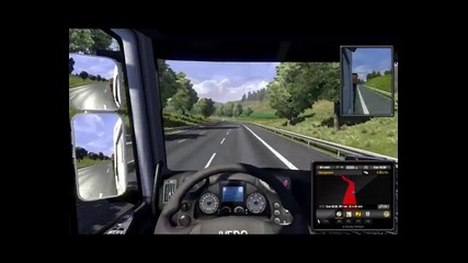 Euro Truck Simulator 2|maxed Out Gameplay|