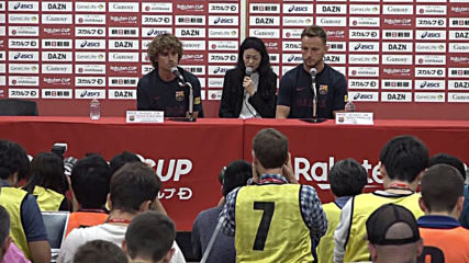 Japan: 'I really want to start playing' Griezmann ahead of pre-season Rakuten Cup