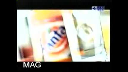 Реклама - Рани Мутарджи - Fanta 2003