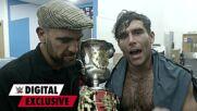 It's Noam Dar's island once again: WWE Digital Exclusive, Oct. 21, 2021