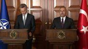 Turkey: NATO to provide support for Ankara's anti-IS campaign - Stoltenberg
