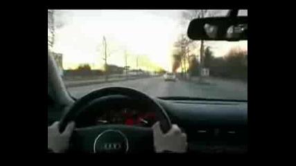 Audi S6 Avant 4.2 quattro Cruising