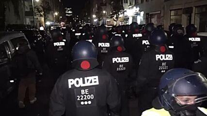 Germany: Police arrest several Antifa protesters in Berlin following Kopi op