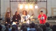 Концерт - Б. Т. Р., Остава и Envision