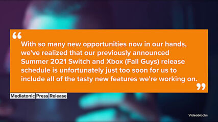 Fall Guys ports have been delayed