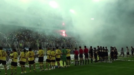 Aris - Boca Juniors Ultras