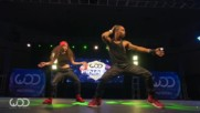 Fik-shun Dytto _ Frontrow _ World Of Dance Finals 2015 _ Wodfinals15