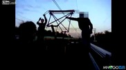 откачени руснаци трошат влак в движение