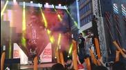 The voice of Summer tour 11.06.2014 - Благоевград - Dexter ft. Павел и Моисей - Последна вечер