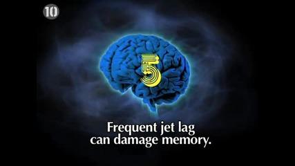 10 интересни факта за мозъка