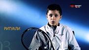 Бъдеще за родния тенис: Братовчедът на Гришо Александър Василев