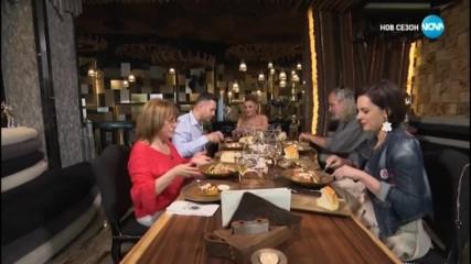 Нели Рангелова посреща гости - Черешката на тортата (16.07.2019)