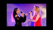 Lara Fabian & Noa - The Eyes Of Love (live) ( H Q )