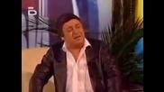 Любо Нейков като ромът Де Ниро