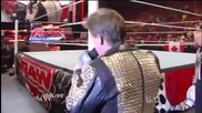 Mark Henry vs Cm Punk Wwe Championship Match