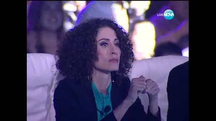 X Factor Иван Радуловски - елиминации - 29.11.2013 г